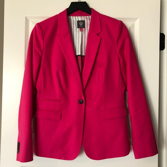 650454a4d5bd Vince Camuto Jackets & Coats | Pink Blazer | Poshmark